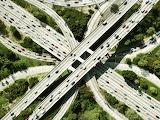 Freeways, Los Angeles, California