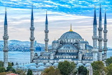 Blue Mosque-Istanbul-Turkey