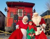 Santa Claus photography