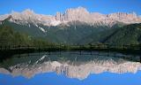 Karersee, Lake, Austria