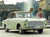 1962 Ford Taunus 12M