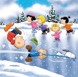 Snoopy & Charlie Brown And Friends On Ice, Christmas
