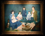 Pablo Picasso, La Famille Soler, 1903