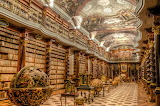 Libraries - The Clementinum National Library - Prague