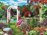 Glorious Garden - Alan Giana