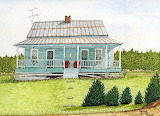 ^ Grandmother's House ~ Michael Joe Moore