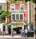 Shop pub Richmond London