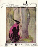 Rapunzel by Anne Anderson