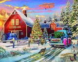 Red Barn Farm ~ DominicDavison