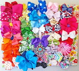 Rainbow of bows