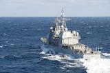 Cruiser USS Normandy