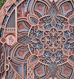 wood sculpture, Gabriel Schama