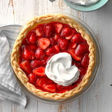 ^ Fresh Strawberry Pie