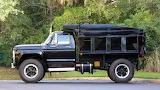 1977 Ford F-750 Dump Truck