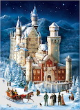 Neuschwanstein~ German Advent Calendar