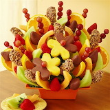 #Delicious Fruit Bouquet