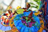Doll doll cloth creole