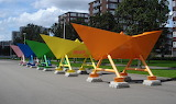 5 Paper Boats in Rotterdam