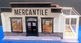 Front of Mercantile by Lisa Holm