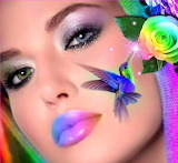 Colorfull weird things people wear creative hd-wallpaper-zJeS