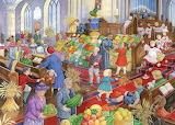 Harvest Festival - Linda Birkinshaw