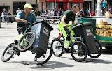 Street Sweeper Race of Zagreb Croatia