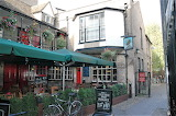 The Eagle Pub Cambridge England