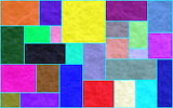 ^ Colorful squares