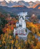 Fall castle