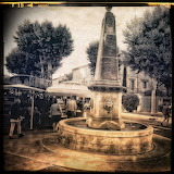 St. Remy Fountain