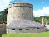 Martello tower (South No.7) at Killiney