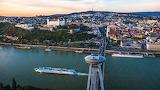 Bratslavia on Danube