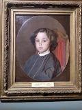 Рєпін І.Ю. Портрет хлопчика