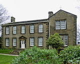 Bronte Parsonage Museum, Haworth, West Yorkshire, England