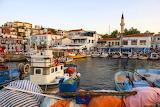 Harbor in Turkey