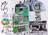 Chez Odette à Paris
