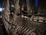 17th century warship Vasa at Vasamuseet - Stockholm Sweden