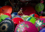 Parasol artist