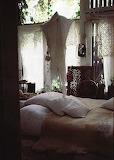 bedroom boho