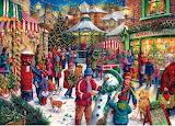 village christmas fair
