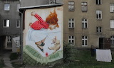 One of my fav street art by Looney in Gdańsk/Wrzeszcz/