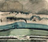 "Seascape Art tumblr dogstardreaming ""Jean Brusselmans"" ""Four Sea"