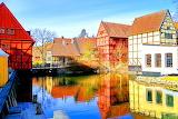 Houses, Denmark