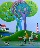 Let's go fishing - Iwona Lifsches -