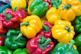 ^ Tasty and healthy peppers