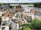 Rooftops, Amboise, France