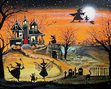 Witches Halloween