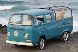 1971 Volkswagen Type 2 Doka
