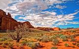 Desert landscape hi-res