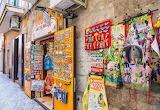 Typical gift shop-Bari
